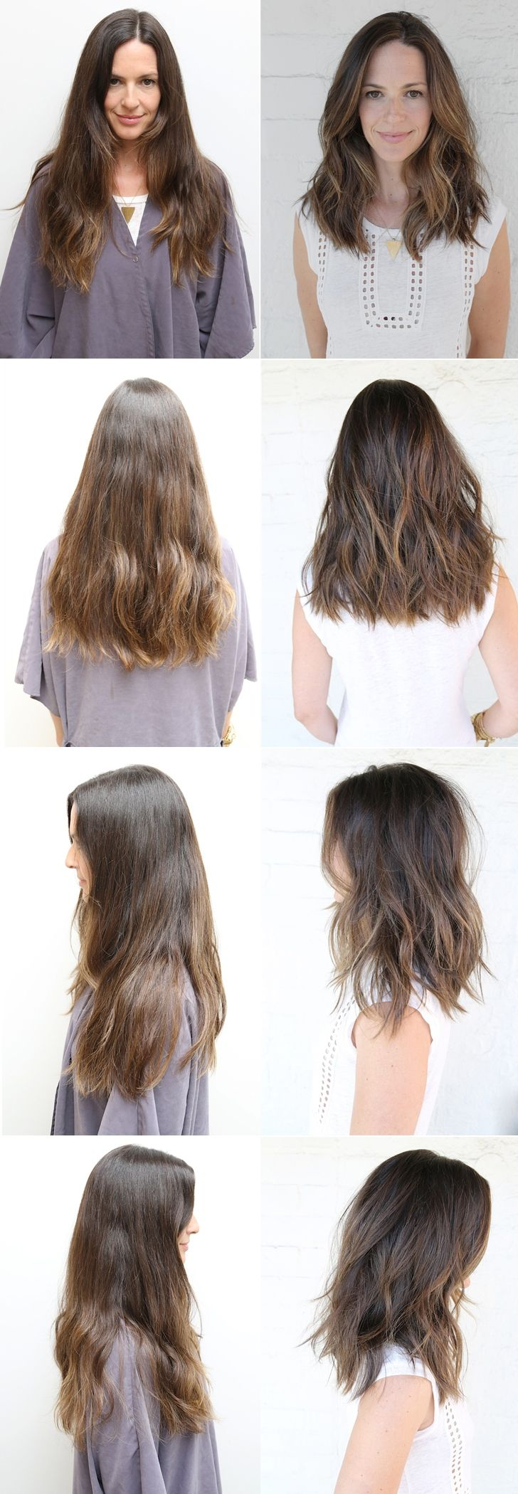 Soft A Line Undercut With Long Layers Hair Pinterest My Hair