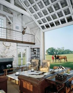 Barn loft also historic barns turned into functional living spaces  spent the rh za pinterest