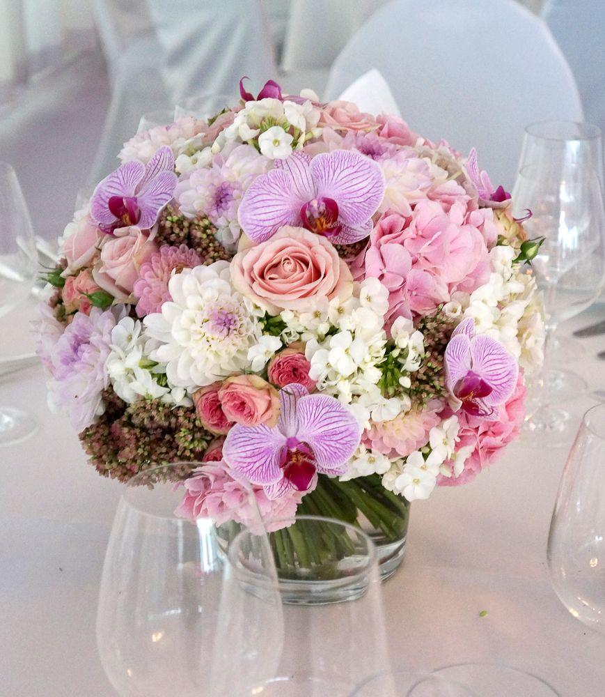 Blumen Tischdekoration Hannover  Milles Fleurs  Blumen  Pinterest  Tischdekorationen