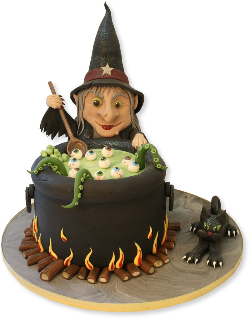 Witches Cauldron Cake Witch Cake Witches And Cake Stores