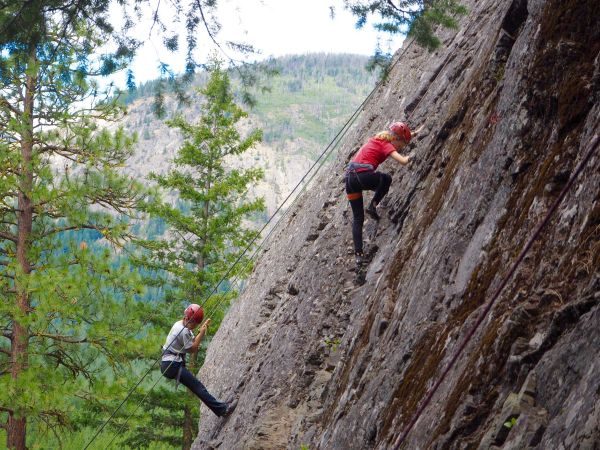 North Cascade Rock Climbing