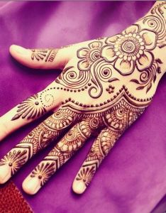 simple mehndi designs for an ultimate festive look also henna on hand pinterest hennas and rh nz