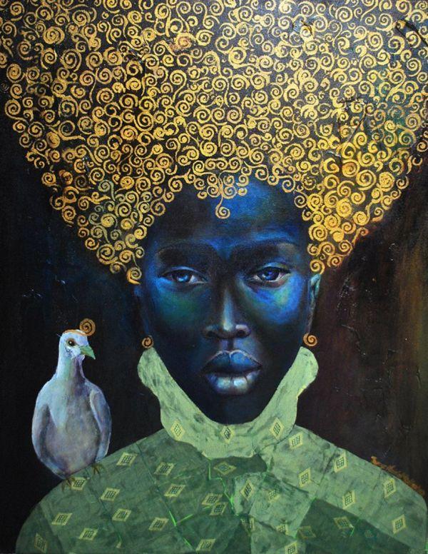 The Black Queen by Tamara Natalie Madden