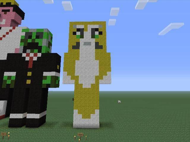 Maker Minecraft Skins Real