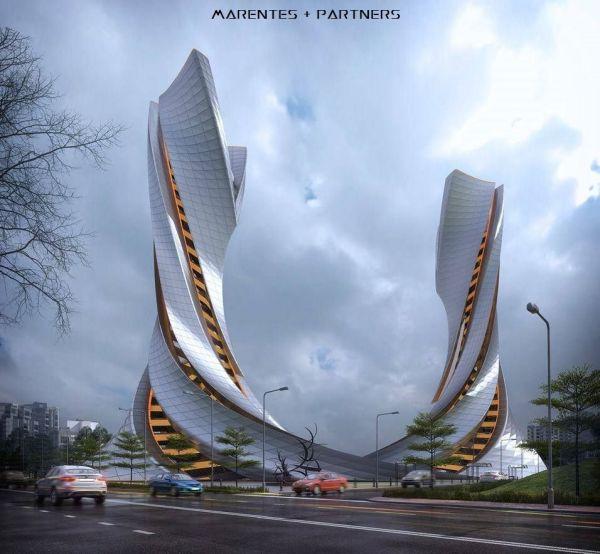 Designof Hizdahr Tower Practical Ideas Architecture And Modern