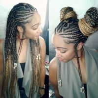 Proof That Waist Length Braids Are More Popular Than Ever
