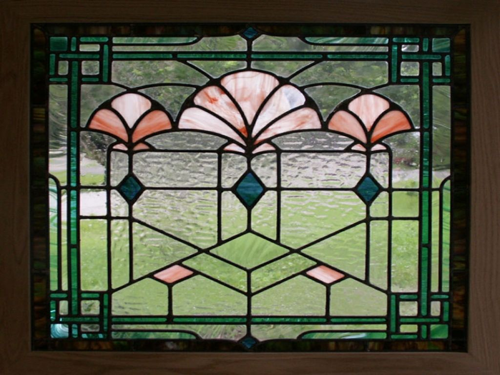 Interior : Faux Stained Glass Window Film To Little