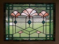 Interior : Faux Stained Glass Window Film To Little ...