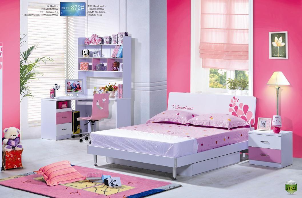Teenage Girl Bedroom Furniture Sets  Girls Bedroom Sets
