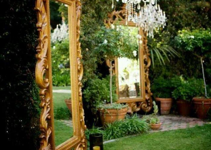 Secret garden wedding reception shower party also