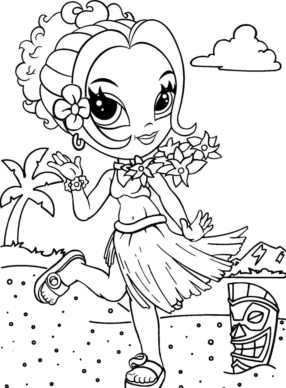 Lisa frank coloring pages to download and print for free