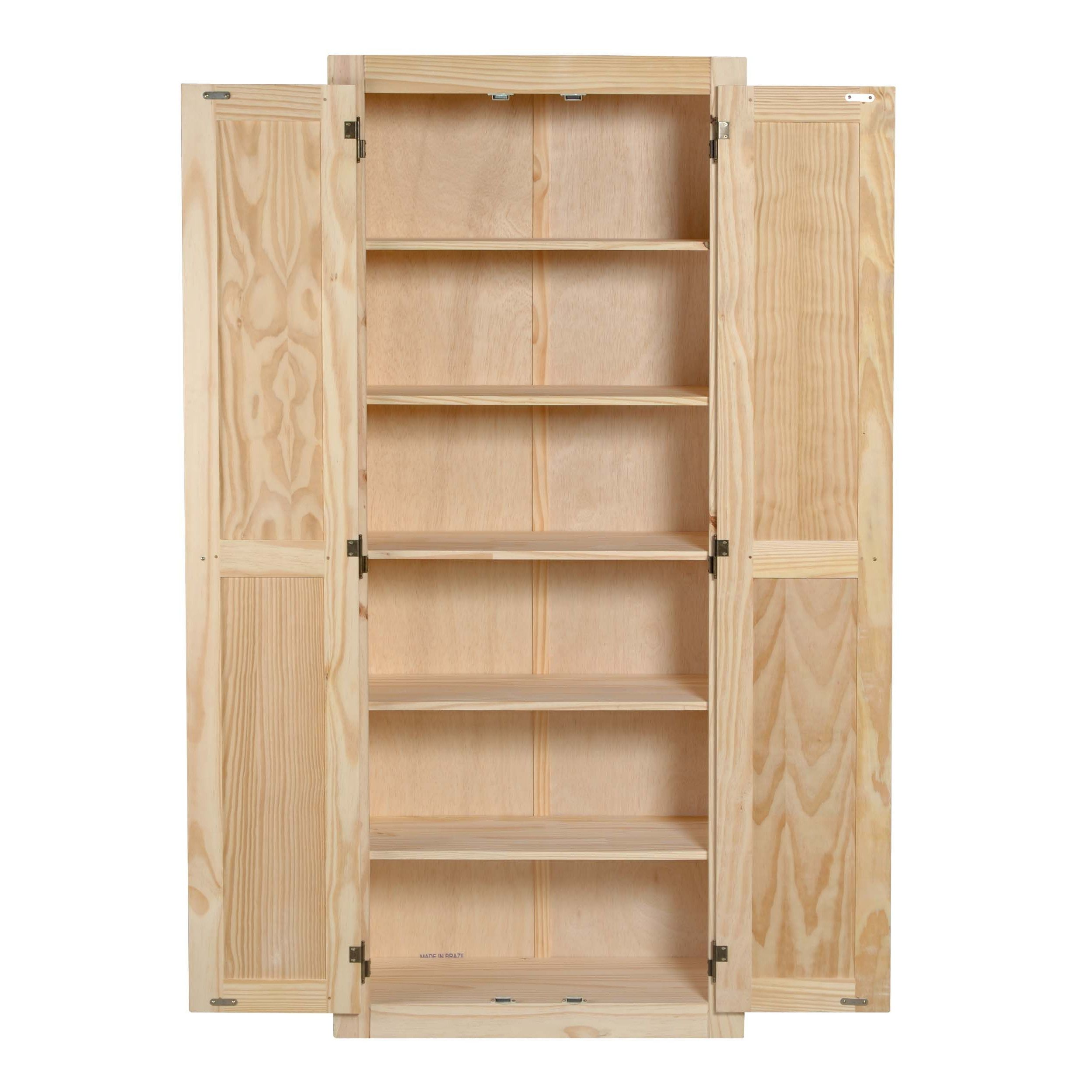 unfinished pine kitchen cabinets exhaust fan pantry wood shelf and shelves