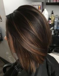90 Stunning Fall Hairstyle Colors Ideas for Brunettes 2017 ...