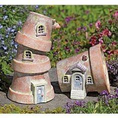 Fairy Garden House Fairy Garden Houses Fairy Gardens Fairy