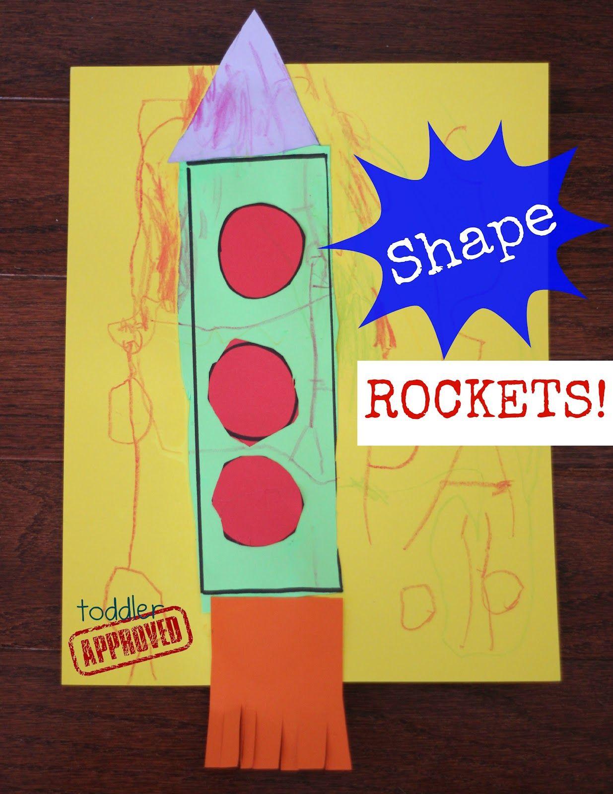 Shape Rockets Back To School Basics