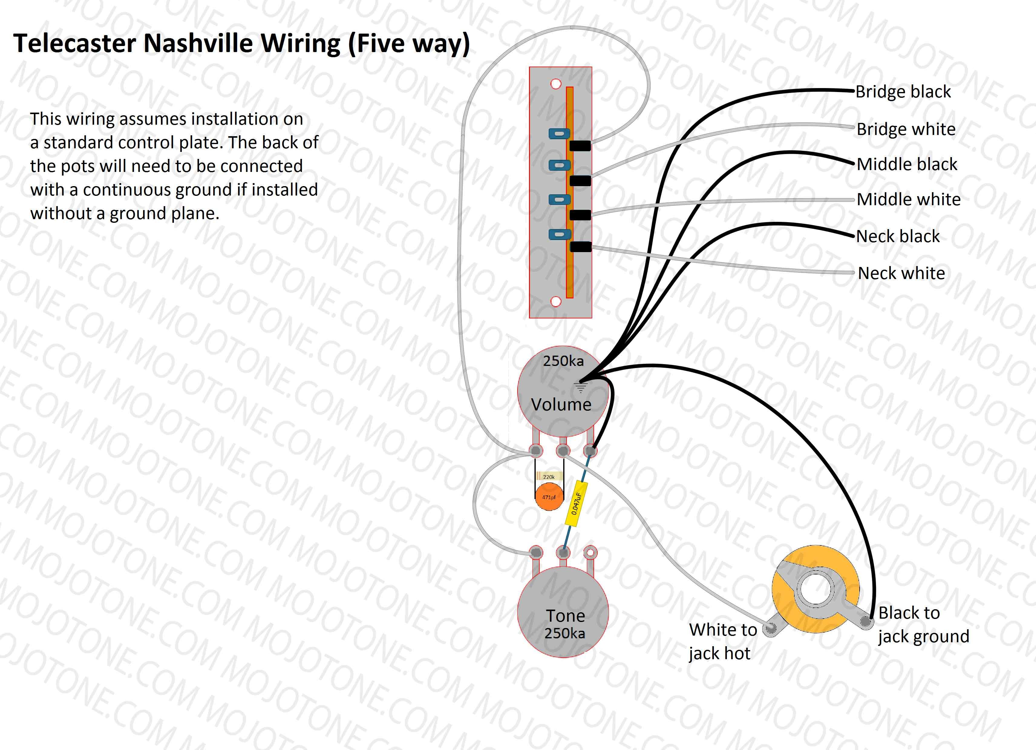 telecaster wiring diagram 4 way switch banquet table set up nashville telecasters
