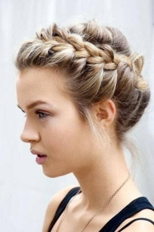 Sweet 16 Hairstyles For Medium Hair With Braids Images New