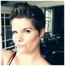 Faux Hawk Pixie Cuts - Year of Clean Water