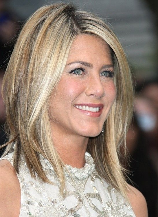 26 Hairstyles For Medium Length Hair:Modern Haircuts Jennifer