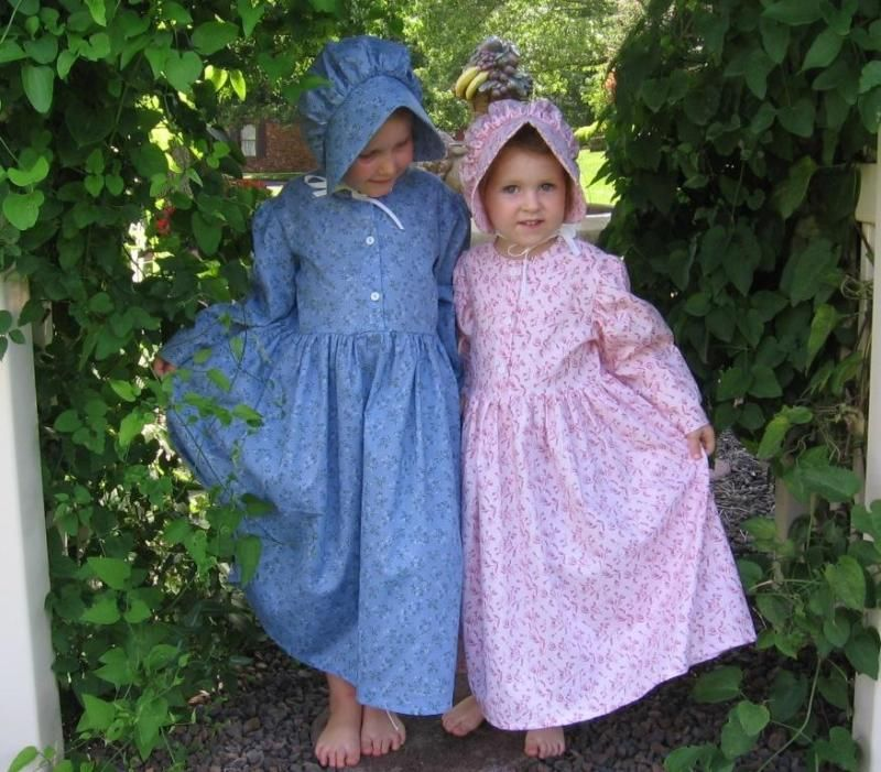Dresses Fashioned House Cotton Old