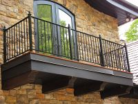 Balcony Railings | Porches & Patios | Pinterest ...
