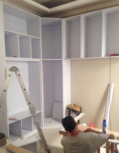 Di dalam suatu ruangan woodwork woodworker interiordesign roomdesign homedecor homeinterior interior productdesign design product surabaya also save your space still on progress memaksimalkan yang rh pinterest