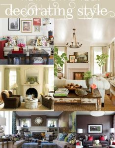 Decoration also how to decorate series finding your decorating style rh pinterest