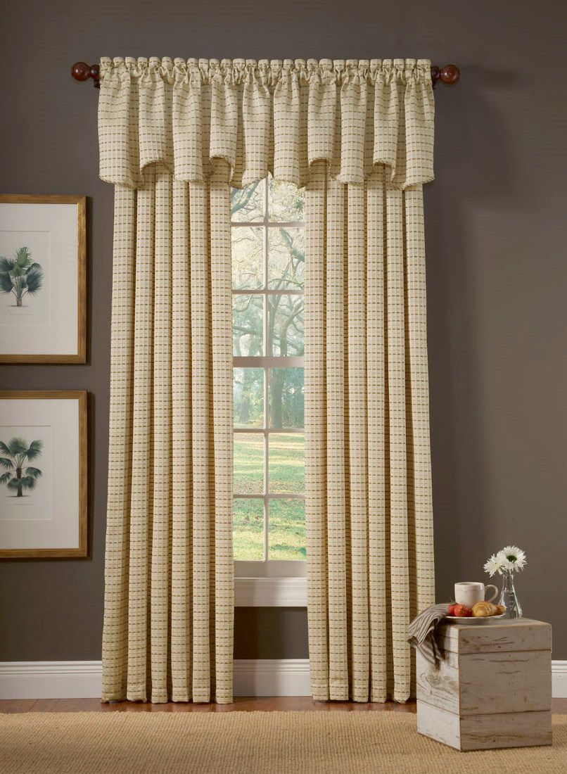 Curtain Valance Ideas Modern Furniture Windows Curtains Design