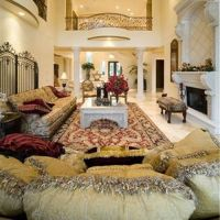 Mansion home luxury bedroom | Powerball Lottery ...