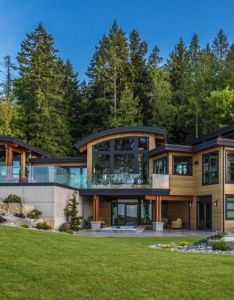 Gorgeous modern residence design housesnice also architecture  interior rh pinterest