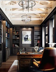 Office designs the room also interiors and house rh pinterest