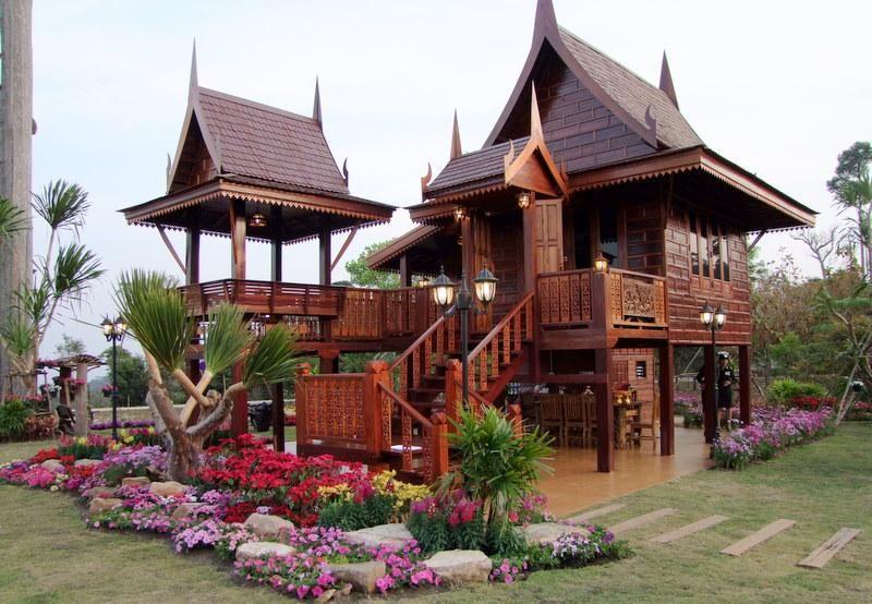 Thai House A House The Photo And House