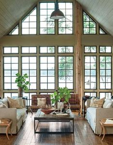 Designer richard tubb gives his alabama lake house  glass walled addition that blurs the boundaries between inside and out also life   design escape porches decks patios rh pinterest