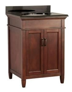 Ashburn in  vanity mahogany with colorpoint top the home depot also null   rh pinterest