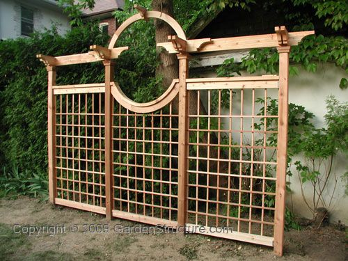 Garden Trellis Design Ideas