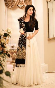 Pakistani Lehenga Skirts
