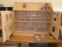 doll houses to build | to make the furniture super cool ...
