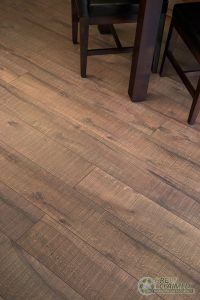 Faux Wood Flooring - Driftwood Inspired Cork ...