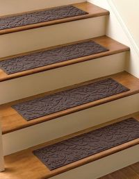 Best 25+ Stair tread covers ideas on Pinterest   Replacing ...