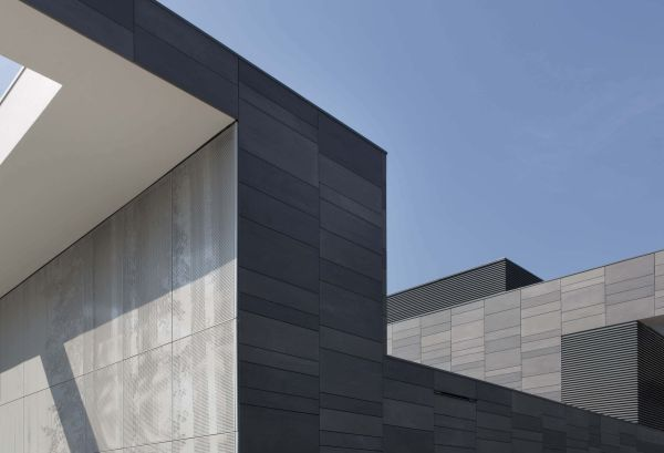 Ceramic Cladding Matte - Mosa Facades T&bd And Architecture