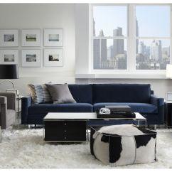 Mitchell Gold Sectional Sofa Cheap Corner Beds Online Hunter Wood Leg 43 Bob Williams At