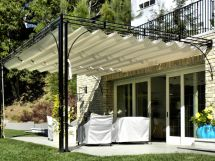 Slide Wire Cable Awnings Superior Awning Vida Al Aire