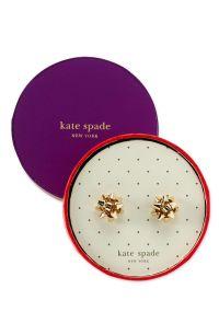 kate spade - 'bourgeois bow' stud earrings   { Jewelry ...