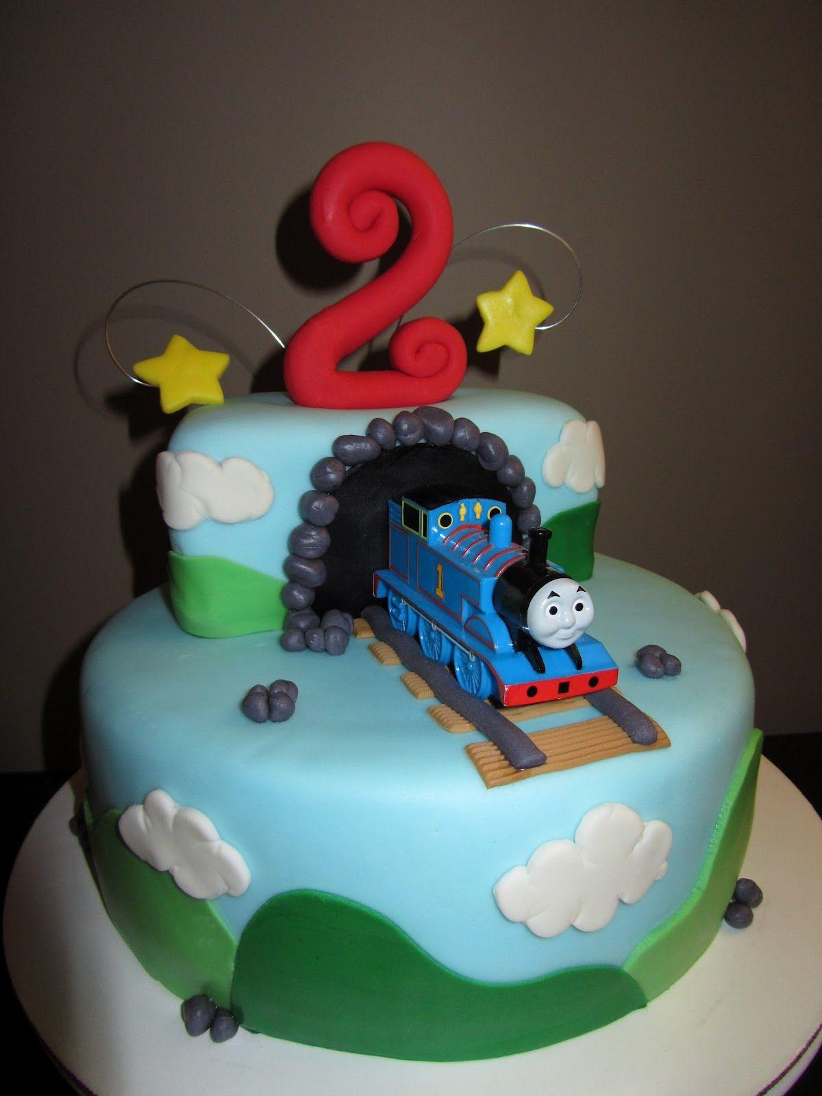 Interactive Thomas The Train Birthday Cakes Yahoo Search