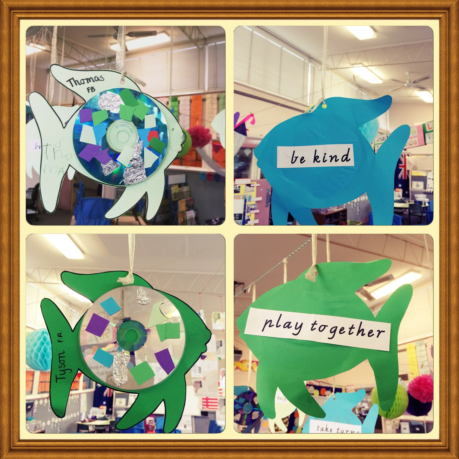 The Rainbow Fish What Does A Good Friend Do Make A