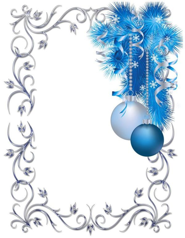 christmas frames and borders