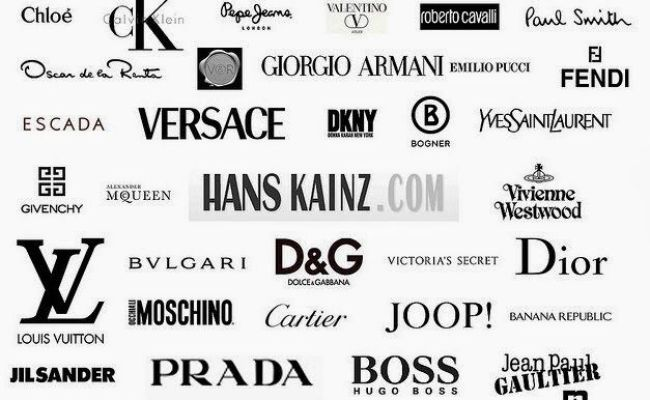 Popular Name Brand Clothing Google Search Hair Pinterest Clothing Logo And Italian Clothing