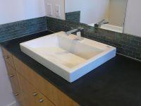 diy bathroom backsplash ideas brick | Bathroom Remodel ...