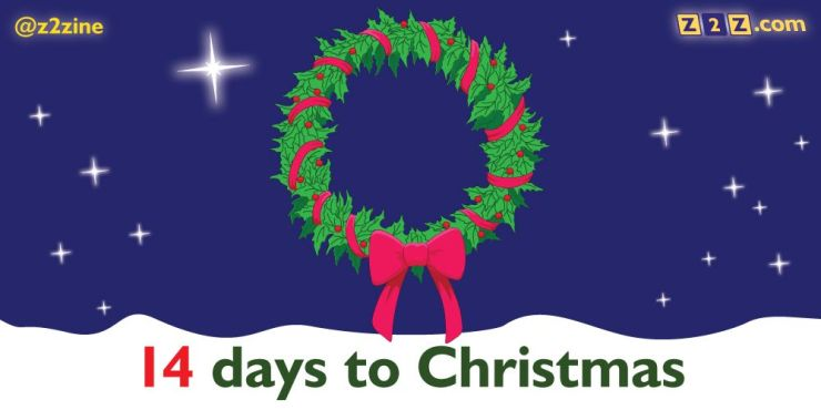 14 days to Christmas