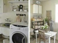 Shabby chic laundry room   Home Decor Ideas   Pinterest ...